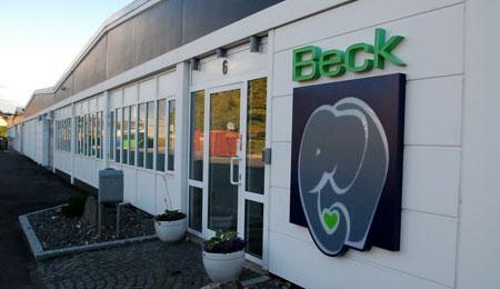 Ny udvikling af Beck Packs emballageprodukt
