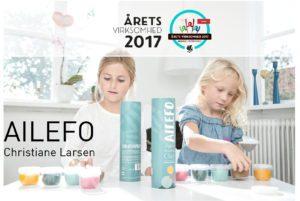 Årets Virksomhed 2017 - Bornholms Erhvervsservice - Ailefo