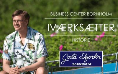 Bornholmske hawaiiskjorter fik værdifuld støtte af Business Center Bornholm