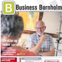 Nyt Business Bornholm magasin på gaden: Udvikling er nøgleordet